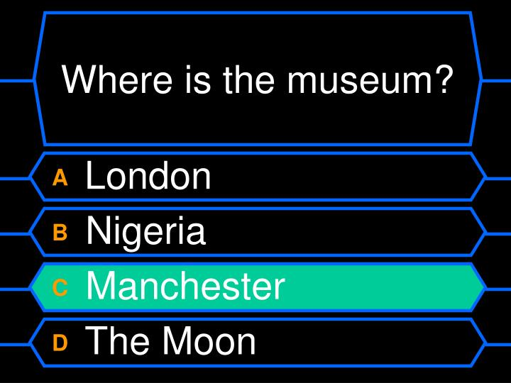 Where is the museum?
