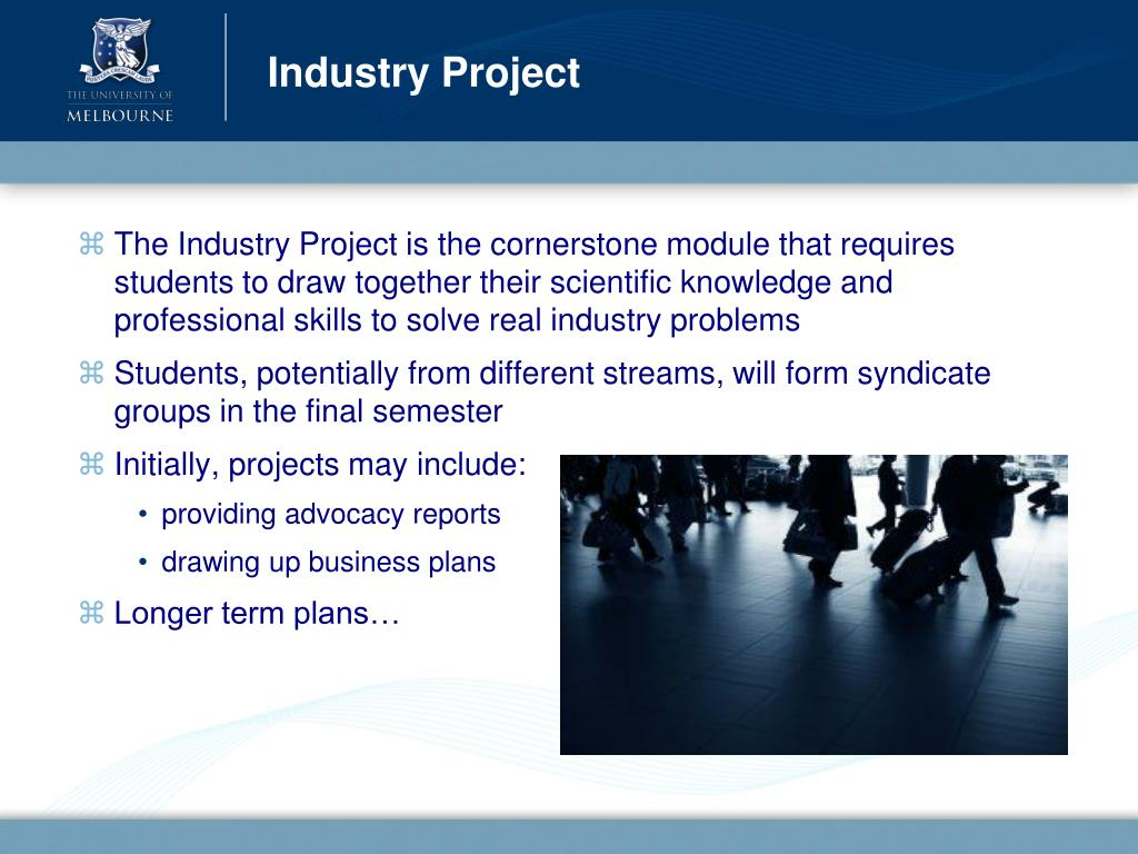 Industry Project