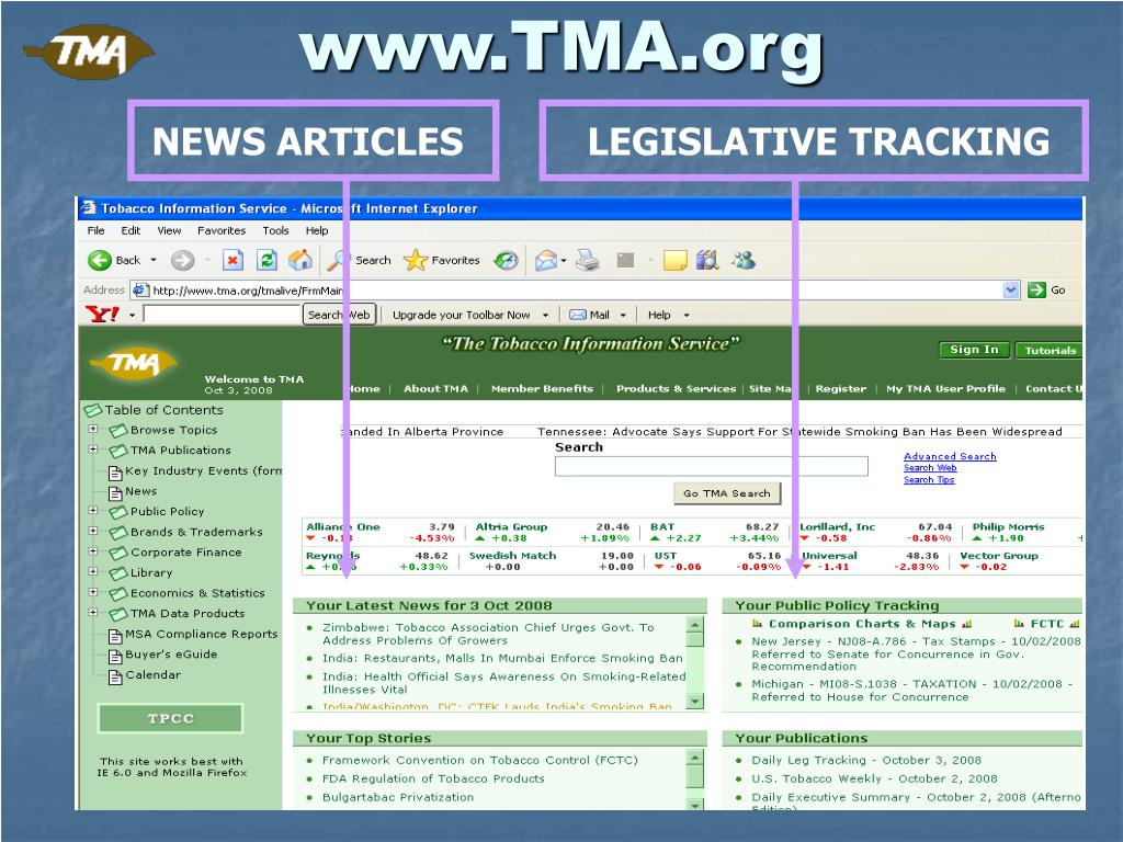 www.TMA.org