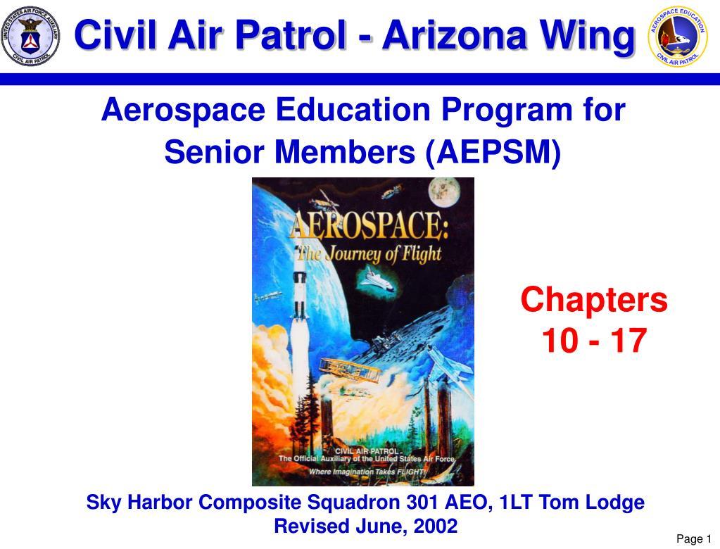Civil Air Patrol - Arizona Wing