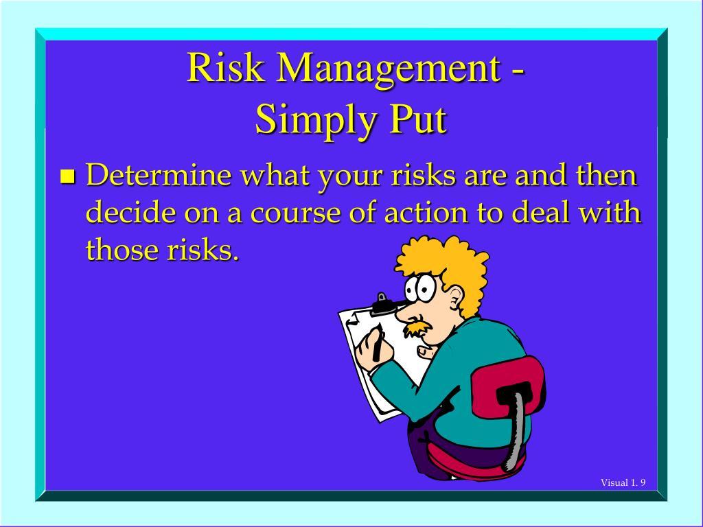 Risk Management -