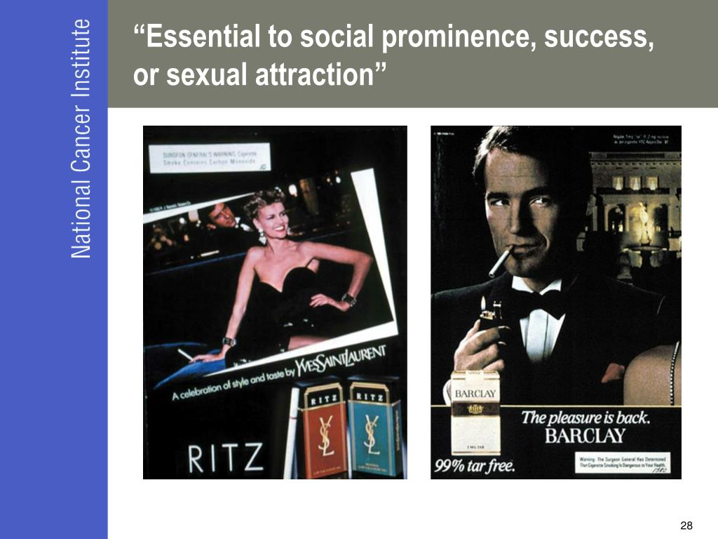 """Essential to social prominence, success,  or sexual attraction"""