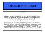 aviation insurance17