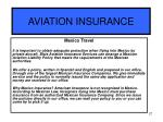 aviation insurance27