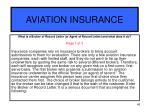 aviation insurance45