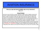 aviation insurance49