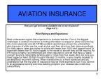 aviation insurance51