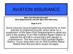 aviation insurance60