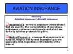 aviation insurance74