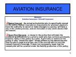 aviation insurance75