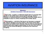 aviation insurance77