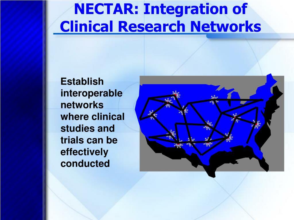 NECTAR: Integration of