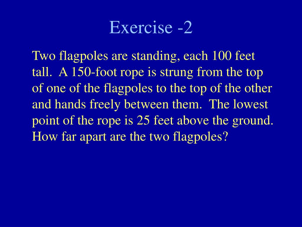 Exercise -2