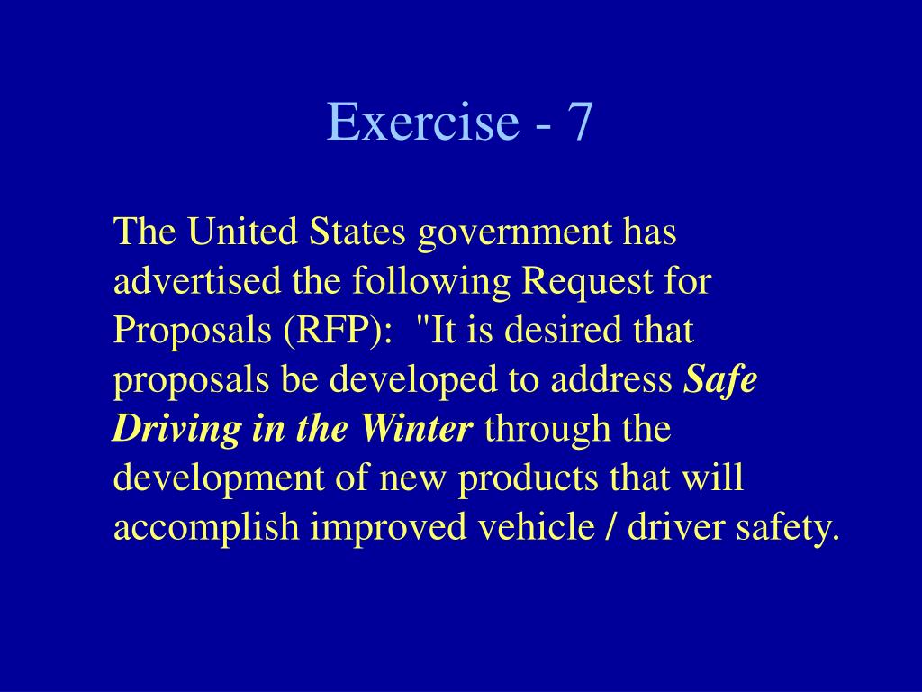 Exercise - 7