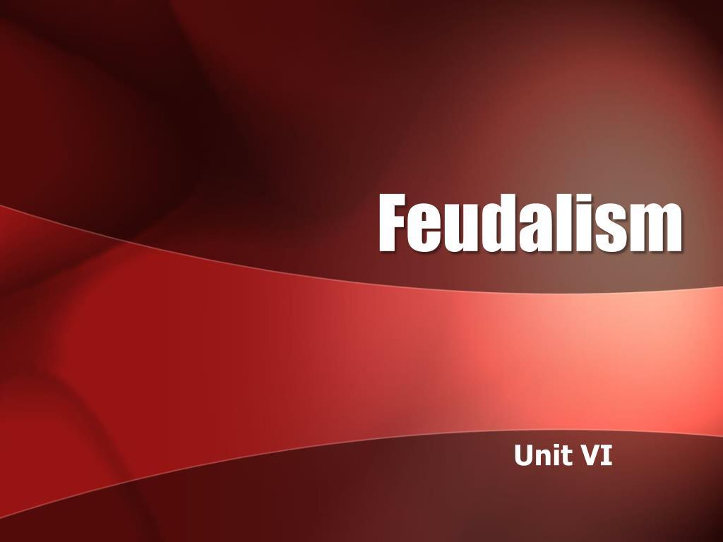 Feudalism
