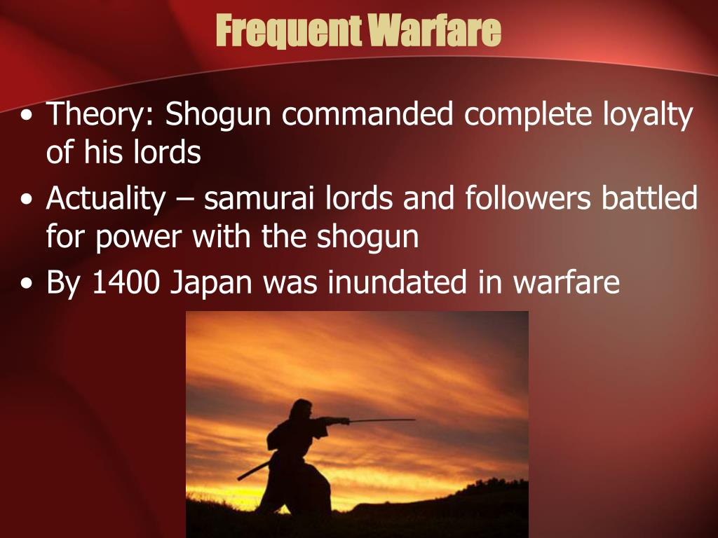Frequent Warfare