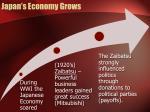 japan s economy grows