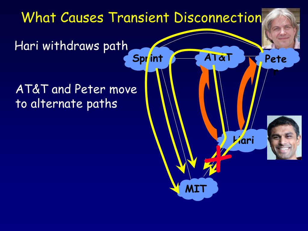 What Causes Transient Disconnection?
