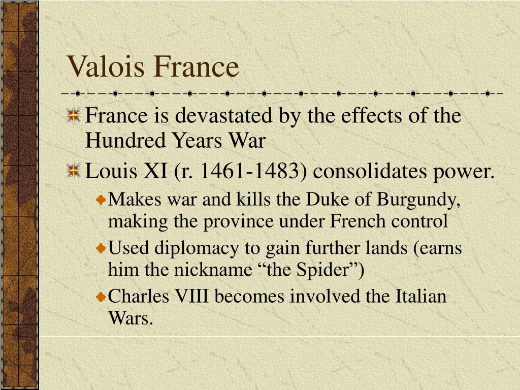 Valois France