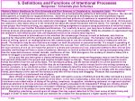 5 definitions and functions of intentional processes response schemata plus schemes