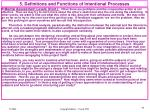 5 definitions and functions of intentional processes24