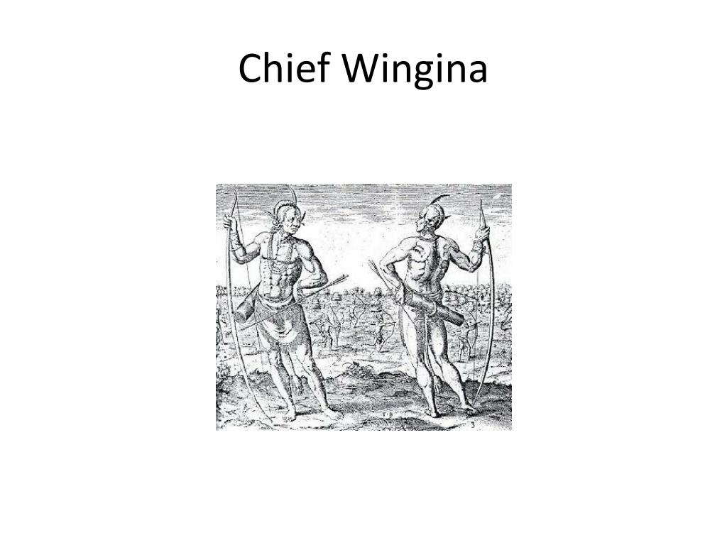 Chief Wingina