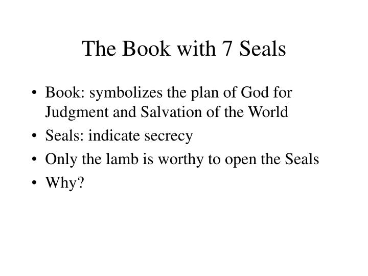 The Book with 7 Seals