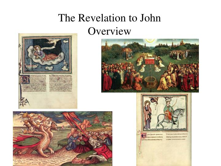 The revelation to john overview