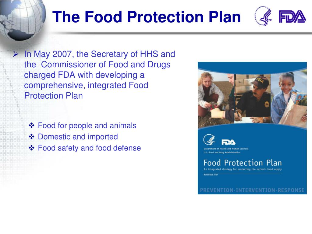 The Food Protection Plan