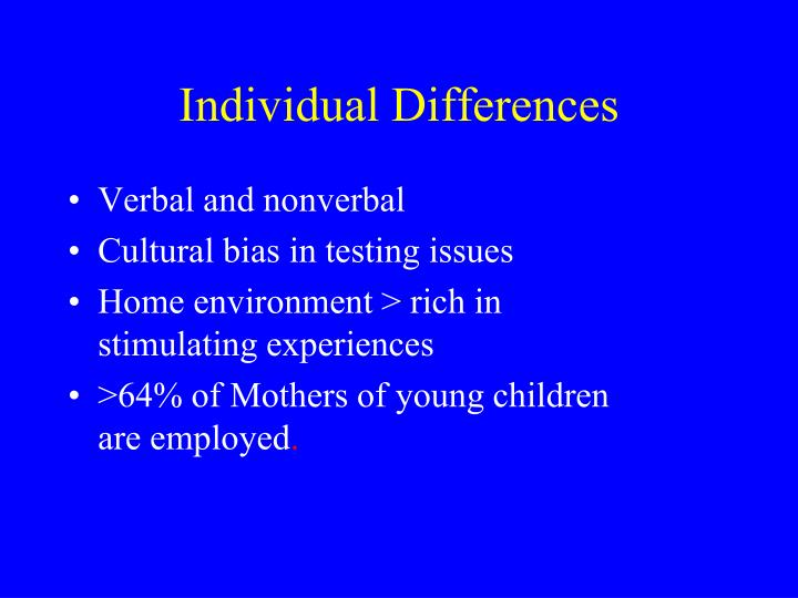 diversity and difference in early childhood Early childhood professionals are often required to work with children and  families from a range of diverse backgrounds this book goes beyond simplistic.