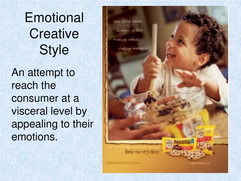 Emotional Creative Style