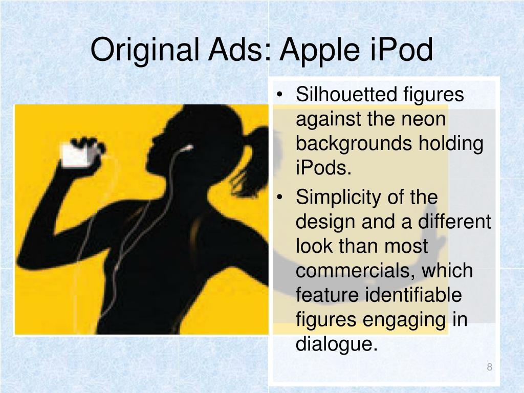 Original Ads: Apple iPod