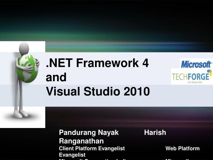 .NET Framework 4