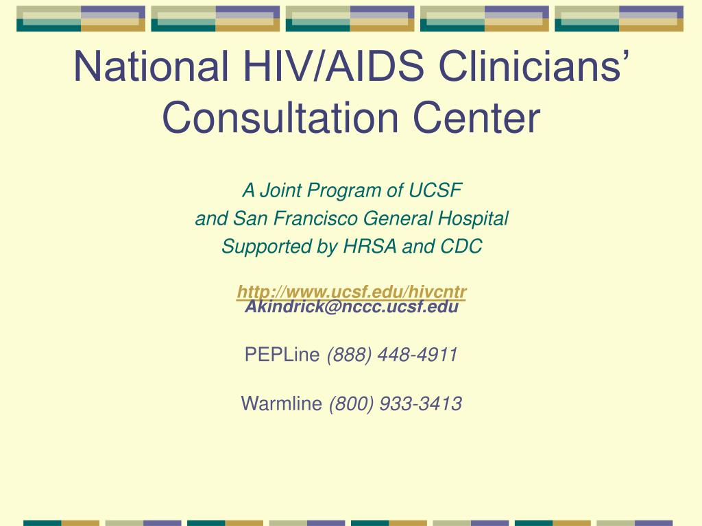 A Joint Program of UCSF