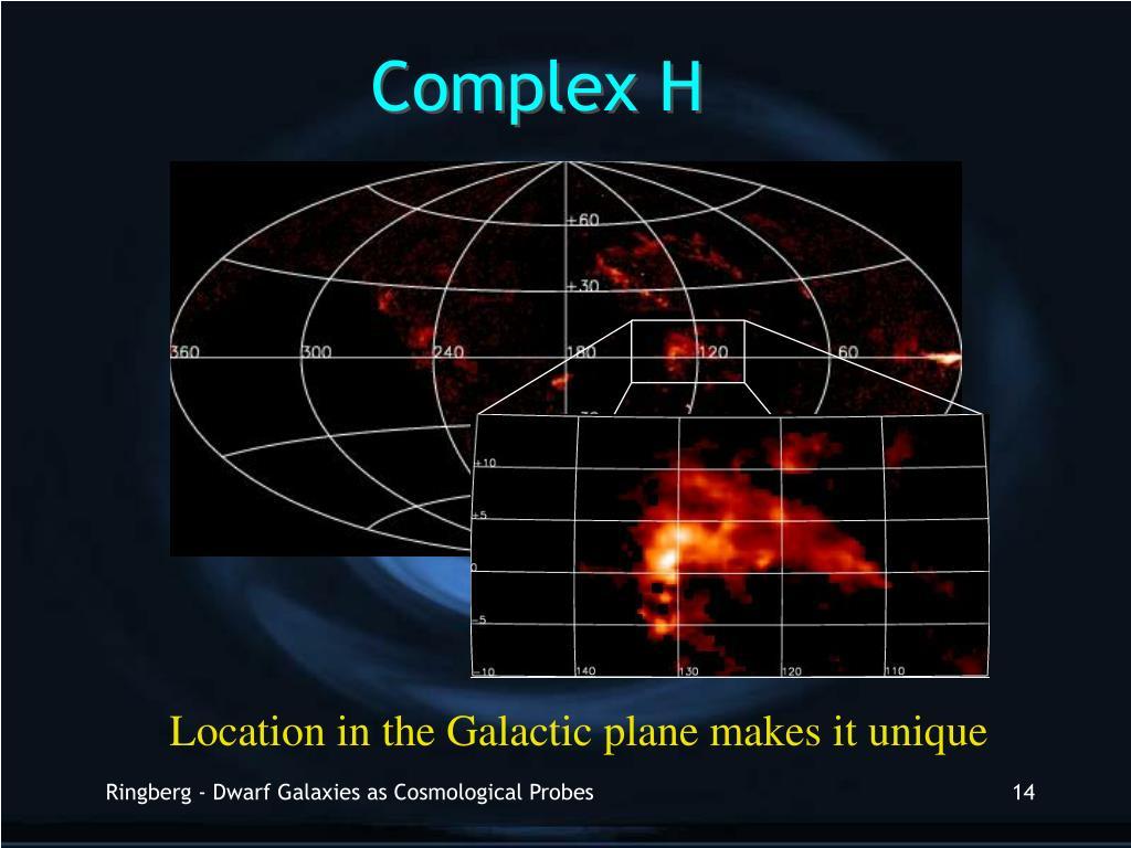 Complex H