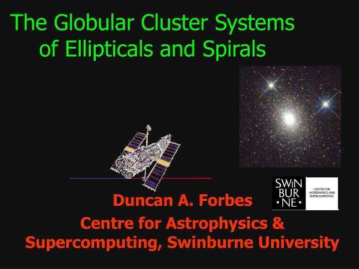 The globular cluster systems of ellipticals and spirals