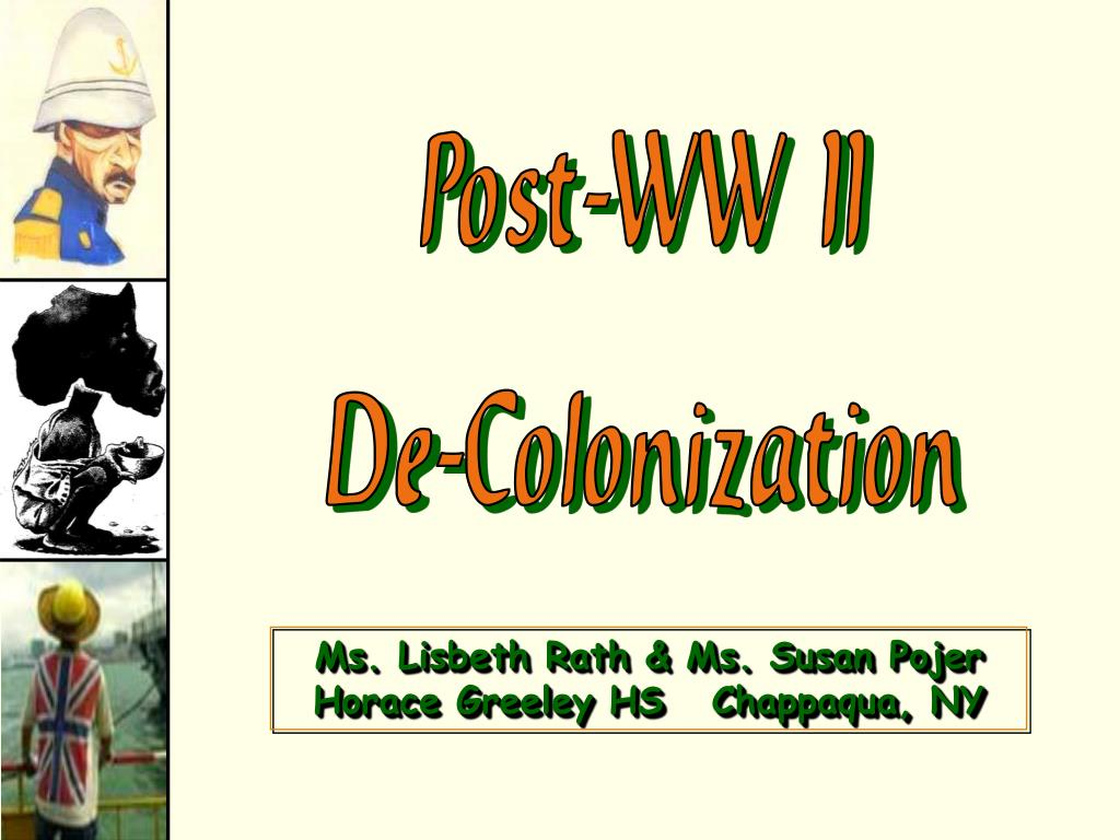 Post-WW II