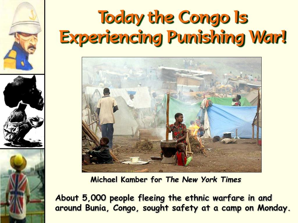 Today the Congo Is
