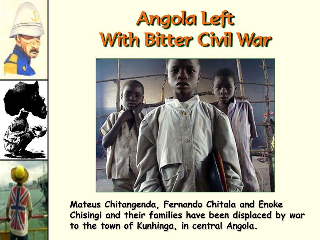 Angola Left