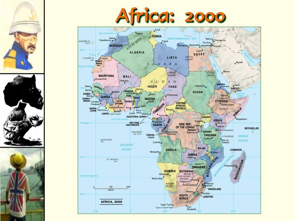 Africa:  2000