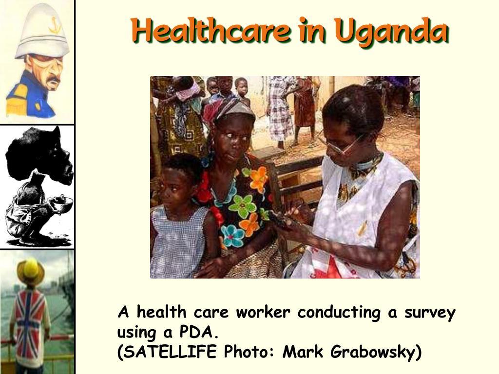 Healthcare in Uganda