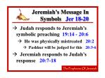jeremiah s message in symbols jer 18 2033