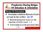 prophecies during reigns of jehoahaz jehoiakim44