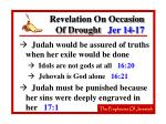 revelation on occasion of drought jer 14 1727