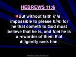 hebrews 11 6