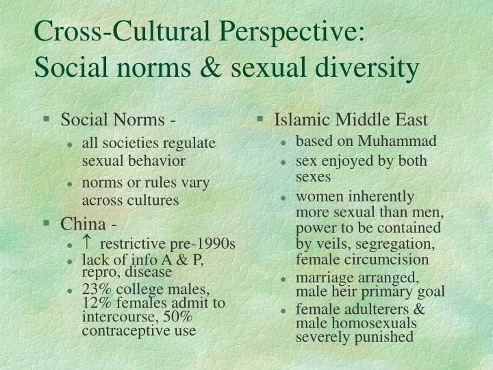 Social Norms -