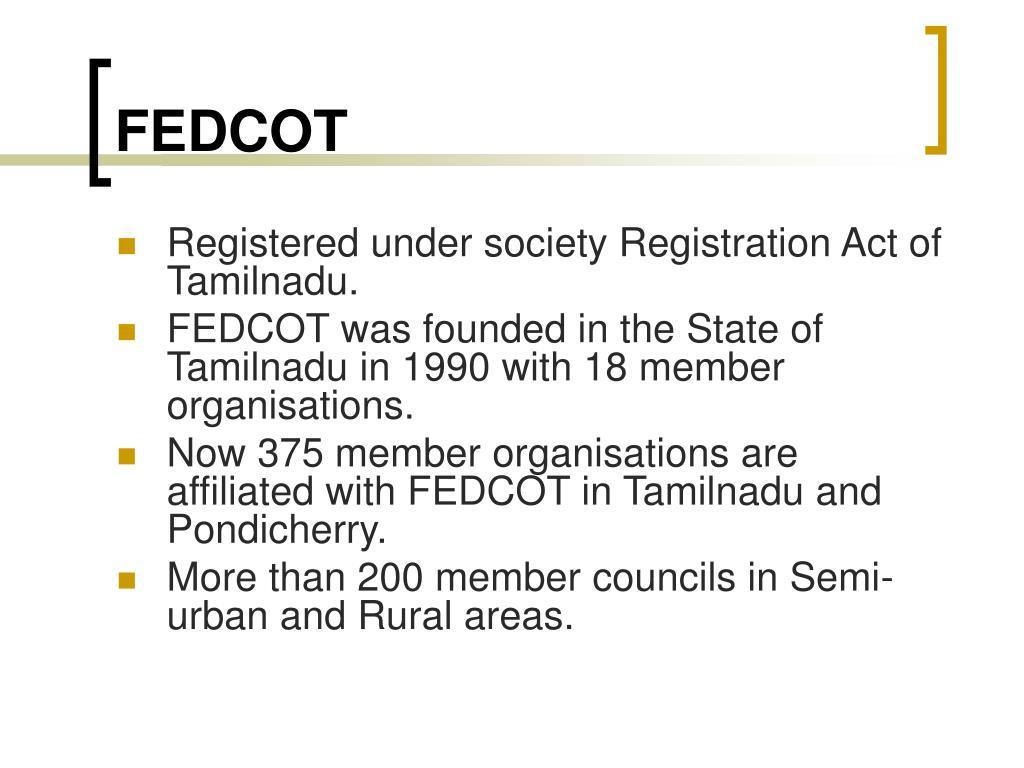 FEDCOT