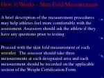 how it works skin fold measurement20