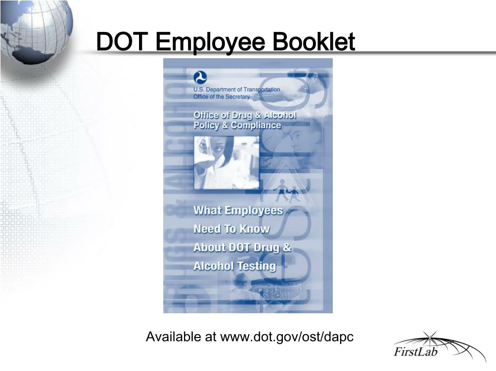 DOT Employee Booklet