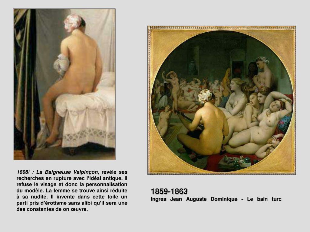 1808/ : La Baigneuse Valpinçon